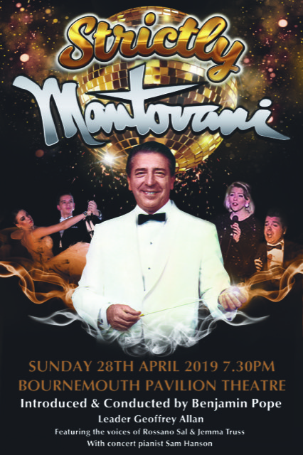 Strictly Mantovani Concert 2019